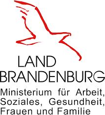 Logo Land Brandenburg: Ministerium für Arbeit, Soziales, Gesundheit, Frauen und Familie